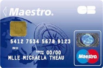 Carte Maestro