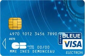 ... carte bancaire d'entrée de ...