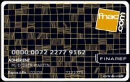 Carte FNAC