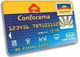 Conforama La carte de crédit