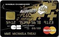 La Mastercard Mousquetaires MasterCard
