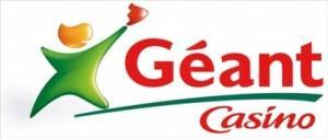 La carte Géant Casino La carte Géant Casino