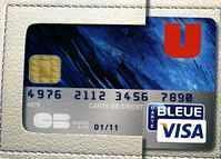 Carte visa U