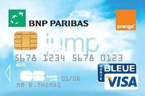 Carte cadeau BNP Paribas