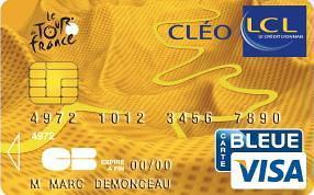 Visa Cléo LCL