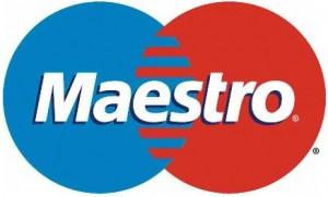 Logo Maestro - La Carte Bancaire