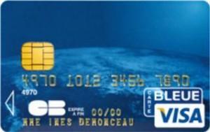 La carte Visa Clasiique