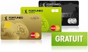 Compte bancaire en ligne Fortuneo .