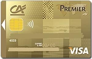 Tarif de la Visa Premier du Crédit Agricole