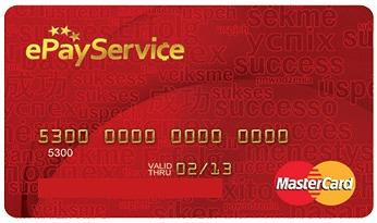 epayservices Card